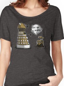 Are you my mummy? - GOLD version Women's Relaxed Fit T-Shirt