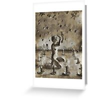 Raise the Spirits by Pierre Blanchard Greeting Card