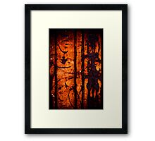 OnePhotoPerDay Series: 216 by L. Framed Print