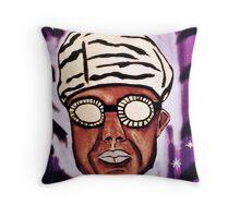 Sun Ra Throw Pillow