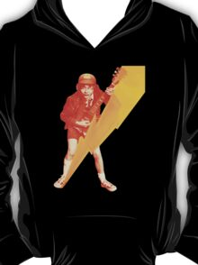 ACDC Angus Young Guitar T-Shirt