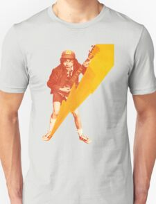 ACDC Angus Young Guitar Unisex T-Shirt