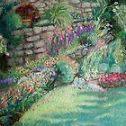 Garden Card by Duckydaddles