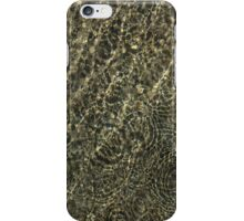 Dazzling, Sparkling Water Play  iPhone Case/Skin