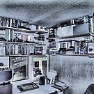The Bedroom Office by AlGrover