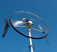 Wind Turbine by endlessbright