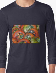 Wheels - or pumpkins Long Sleeve T-Shirt