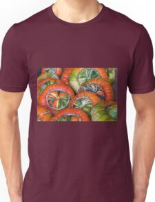Wheels - or pumpkins Unisex T-Shirt