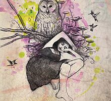 The dream of the Owl by Ida Andersen Lang