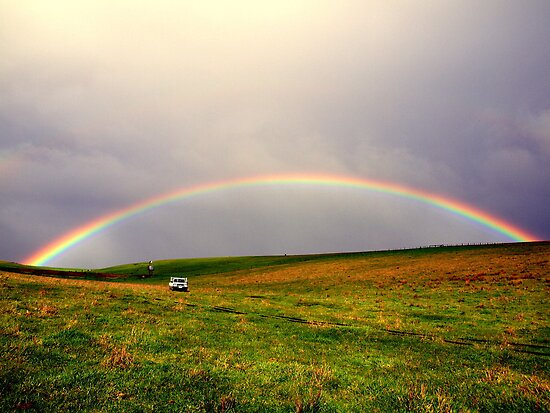 Colour Me A Rainbow by Clive