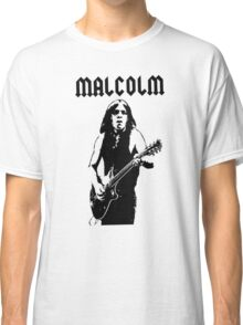 ACDC Malcolm Young Guitar Classic T-Shirt