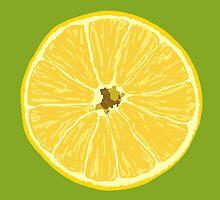 lemon dark lime by hennydesigns