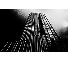 Empire State Building Dramatic Photographic Print