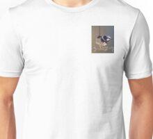 Terry's Cheeky Little Blue Wren Unisex T-Shirt