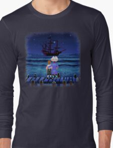 Guybrush & Stan (Monkey Island) Long Sleeve T-Shirt