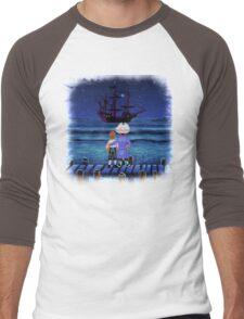 Guybrush & Stan (Monkey Island) Men's Baseball ¾ T-Shirt