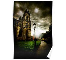 York Minster: Twilight Poster