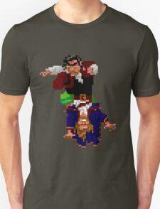 Largo LaGrande and Guybrush (Monkey Island 2) T-Shirt