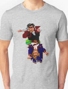 Largo LaGrande and Guybrush (Monkey Island 2) T-Shirt