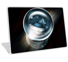 Crystal Ball Laptop Skin