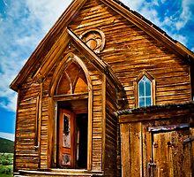 Methodist Church by Phillip M. Burrow