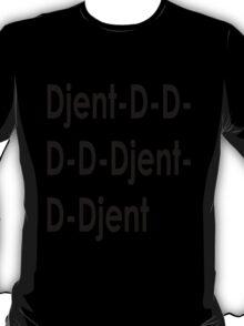 Funny Djent Design T-Shirt