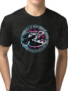 Dragon Racing Tri-blend T-Shirt