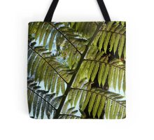 Tree Fern, New Zealand Tote Bag