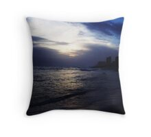 cool blue...... Throw Pillow