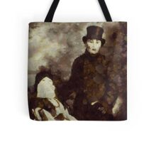 The Occultists by Pierre Blanchard Tote Bag