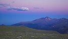 Alpenglow, Colorado by Tamas Bakos