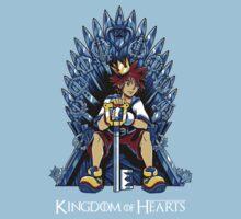 Kingdom of Hearts One Piece - Short Sleeve