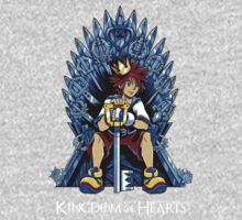 Kingdom of Hearts One Piece - Long Sleeve