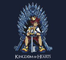 Kingdom of Hearts One Piece - Long Sleeve