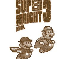 Super Wright Bros. 3 by scottselkirk
