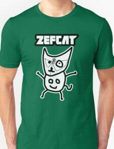 Zef Cat Unisex T-Shirt