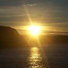 Cape Spear Sunset by Glenn Esau