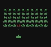 Space Invaders II by nametaken