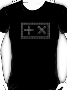 Martin Garrix Doted Led Black T-Shirt