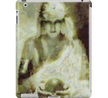 Fortune Teller by Pierre Blanchard iPad Case/Skin