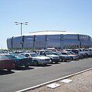 Beautiful University of Phoenix Stadium by Glenn Esau