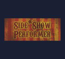 Side Show Performer Kids Tee