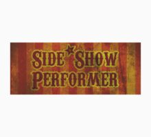 Side Show Performer One Piece - Long Sleeve