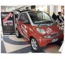 Smart Car Poster