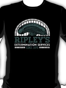 Ripley's Extermination Services T-Shirt
