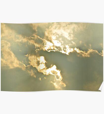 shining heaven's light Poster