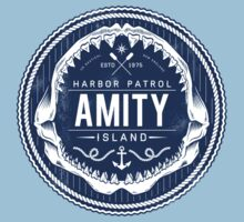 Amity Island Harbor Patrol Kids Clothes