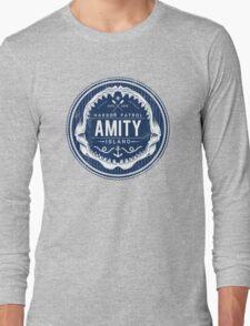 Amity Island Harbor Patrol Long Sleeve T-Shirt