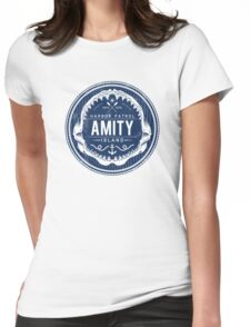 Amity Island Harbor Patrol Womens Fitted T-Shirt