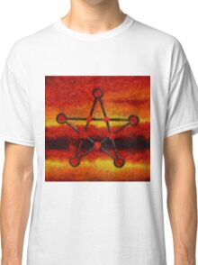 Pentegram by Pierre Blanchard Classic T-Shirt